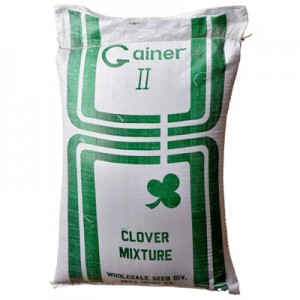 Gainer II Clover Seed