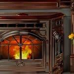 Quadra Fire Castile Pellet Stove-Insert