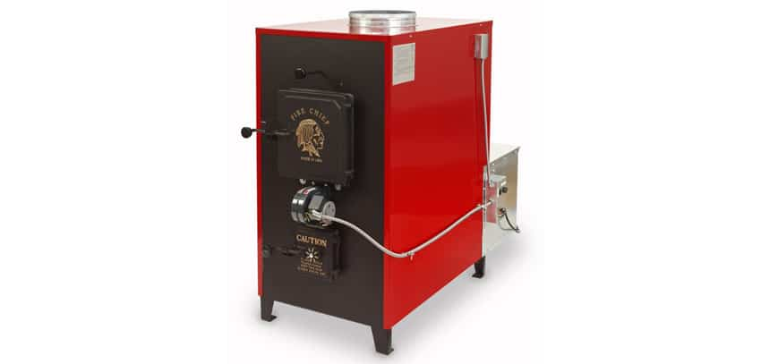 Fire Chief Fc500 Indoor Wood And Coal Furnace Seed